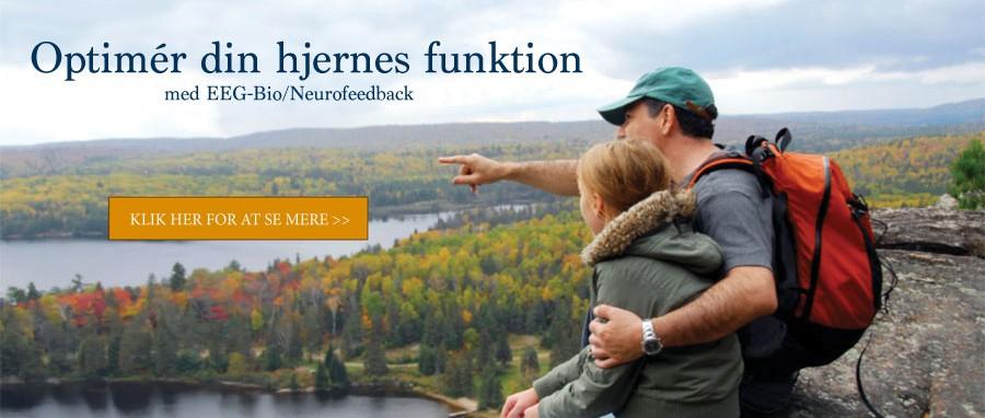 Hjernetræning - EEG/BIO-Neurofeedback